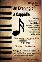 Charity A Cappella Concert