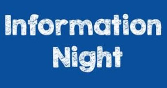High School Academic Information Night