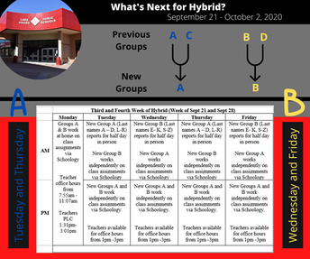 LSHS Hybrid