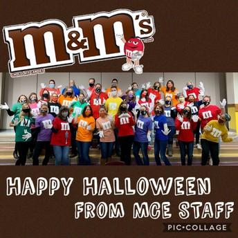 MC East Staff - Halloween!