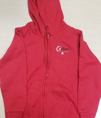 We have NEW zip-up hoodies!!