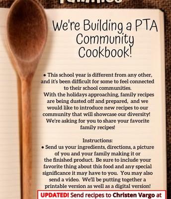 23rd District Cookbook!