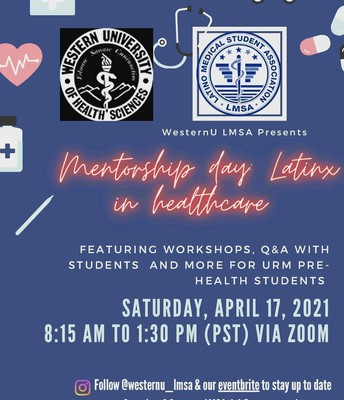 Latinx in Healthcare Workshop