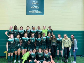 Lady Airedale Soccer