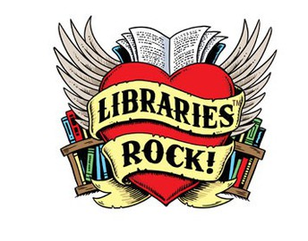 """Libraries Rock"" Summer Reading Club 2018"