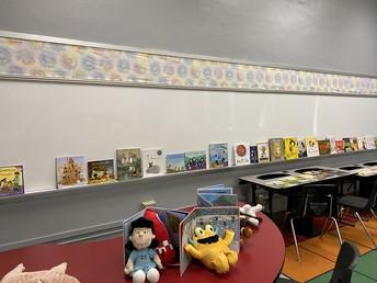 Reading Room Upgrades