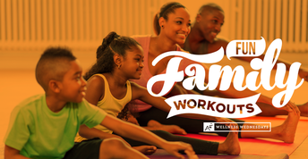 Workout as a family