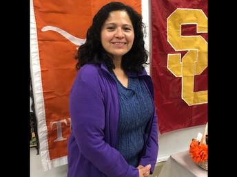 Ms. Adrianna Espinoza