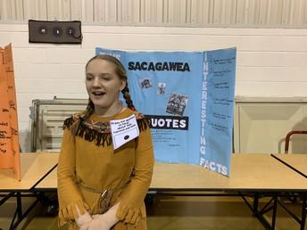 Sacagawea a.k.a. Hazel Estes