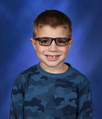 Second Grade - Dominick