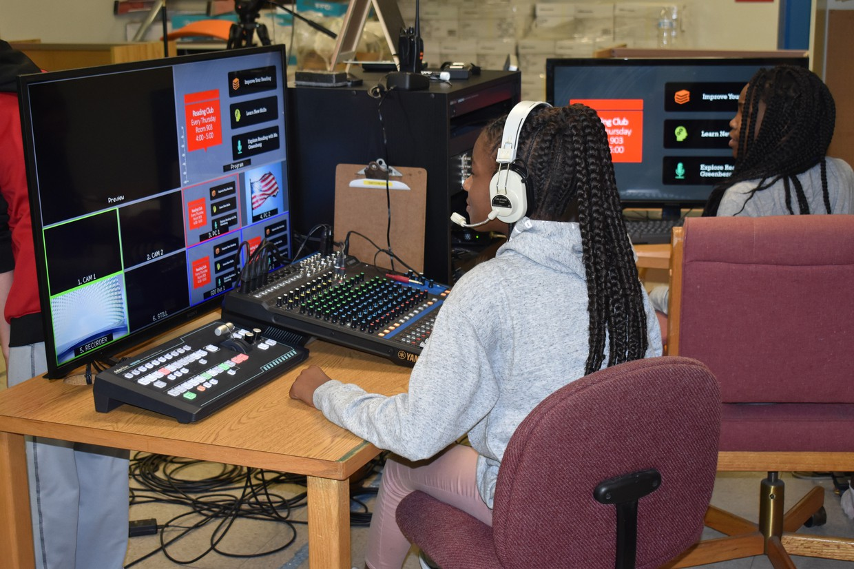 TV Studio Equipment
