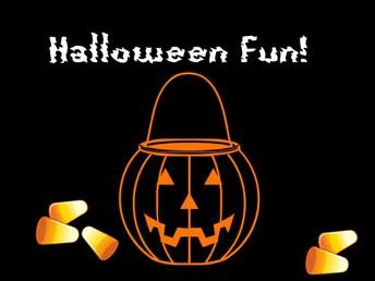 Halloween - Friday, October 30, 2020 (REPEAT ITEM)