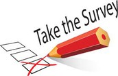 School Survey --149 families took it which is just over 12% -- Hoping to get to at least 300 families!