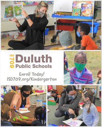 2021 Kindergarten Registration