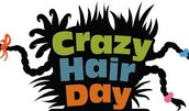 Crazy Hair Day - 10/2