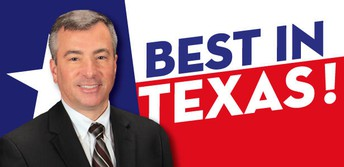 Best Superintendent in Texas!  (But we already knew that!)