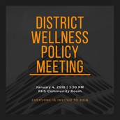 Wellness Policy Review Meeting