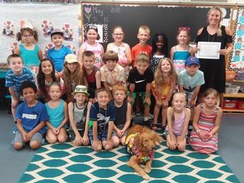 Classroom - Mrs. Meier