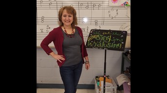 Carol Madill, Retiring Music Teacher