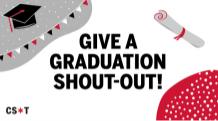Give A Graduation Shout-Out!