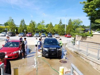 Great Day for a Car Wash!