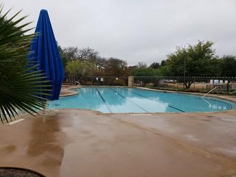 Pool Repairs Completed!