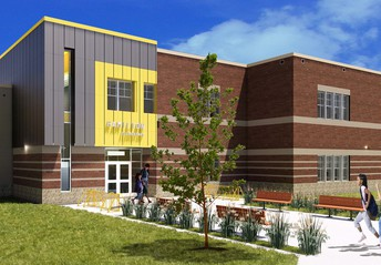 Old and New: Virtual tours of schools