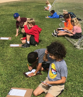 Taking Science Outside with Mapping