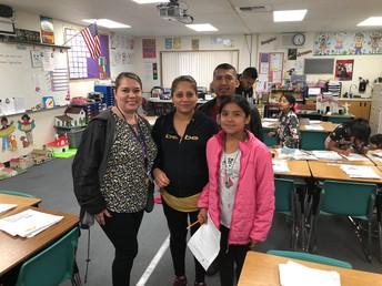 Mrs. Medina & Friends