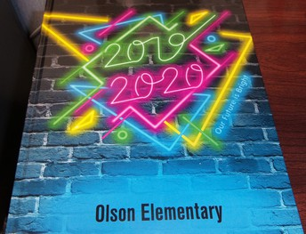2019-20 Yearbook for Sale