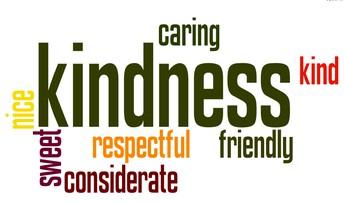 Rasgo de carácter para el mes de diciembre: Amabilidad.