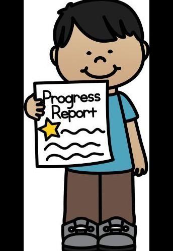 Progress Reports - September 26th