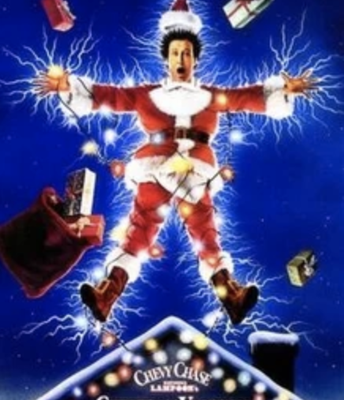 December 13th--It's A Griswold Family Vacation!
