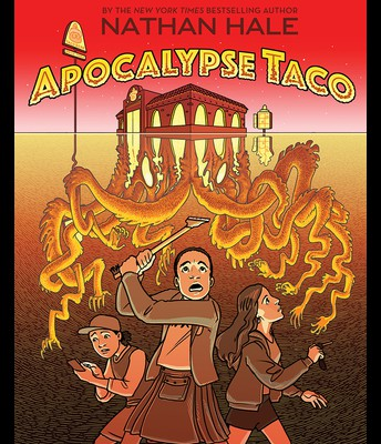 #8 Apocalypse Taco by Nathan Hale