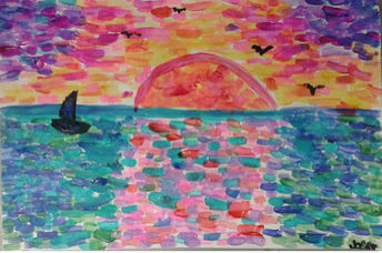 Paint like Monet - Impressionism