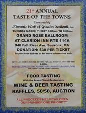 21st Annual Seekonk Taste of the Town!