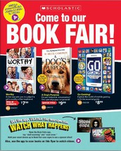 TRMS Book Fair Begins Thursday!