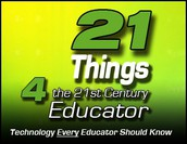 21 Things for Teachers (Self-Paced PD)