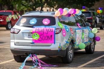 8th Grade Celebration Parade
