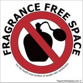 Fragrance Free School