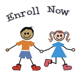 Kindergarten and Transitional Kindergarten Enrollment OPEN NOW