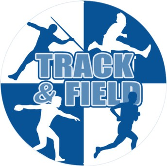 Mustangs Finish Third at PRMS Track Meet
