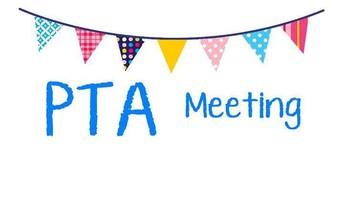 PTA Meeting Next Week