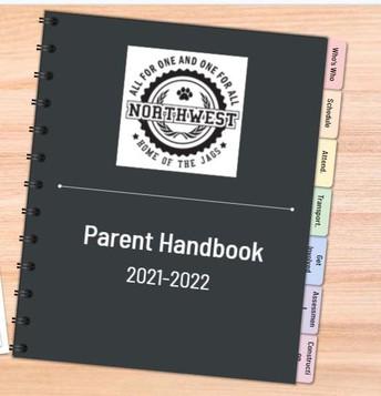NWHS Parent Handbook/Back to School Night Presentation