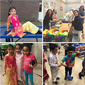 Myers Elementary Hosts Annual Family Heritage Night