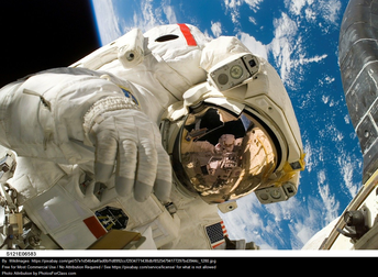 May 5th - National Astronaut Day!