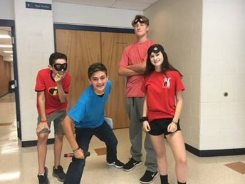 Student Council Officers