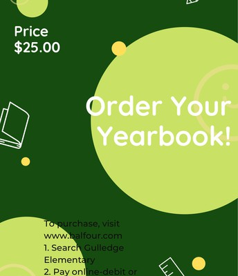Gulledge Yearbooks - on sale