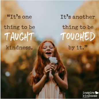 February SEL CHARACTER EDUCATION: Kindness