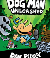 Dog Man Unleashed by Davi Pilley
